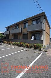 クラヴィエ三萩野E棟[2階]の外観