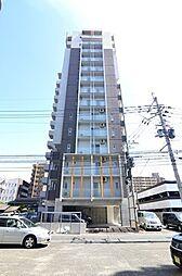 デザイナープリンセス中津口[3階]の外観