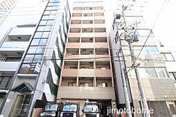 大阪府大阪市中央区糸屋町1丁目の賃貸マンションの外観