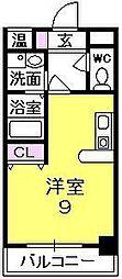 エグゼクティブアネックス[2階]の間取り
