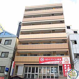 クロスロードハイツ山崎[8階]の外観