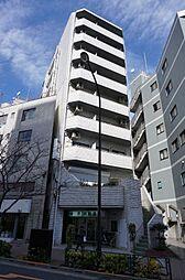 サンセール広尾[4階]の外観