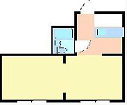 金山ハイホーム[6階]の間取り