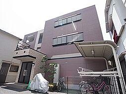 東京都足立区弘道2丁目の賃貸マンションの外観