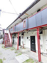 神奈川県藤沢市大鋸1丁目の賃貸アパートの外観