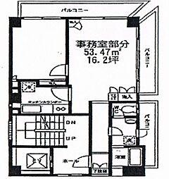スリジィエ九段[4階号室]の間取り