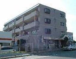 粟飯原マンション[302号室]の外観