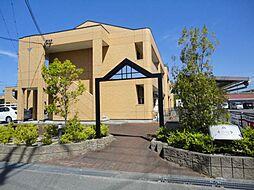 和歌山県和歌山市出島の賃貸アパートの外観