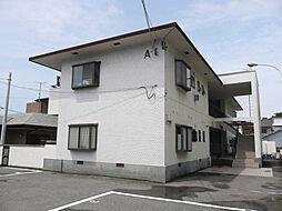 サンハイツ関戸A棟[1階]の外観