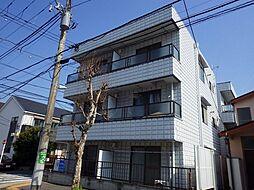 河田ハイツ[201号室]の外観