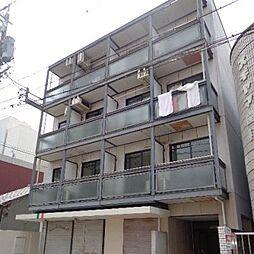静岡県浜松市中区元城町の賃貸マンションの外観