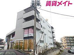 新屋ビル[4階]の外観