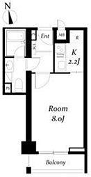 新築 CLASS YOTSUYA[101号室号室]の間取り