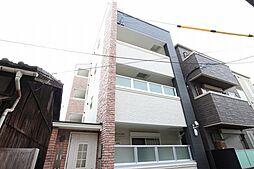 大阪府摂津市千里丘1丁目の賃貸アパートの外観