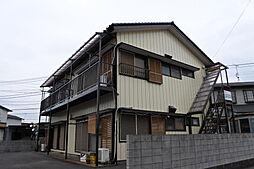 吉原ハイツA[202号室]の外観