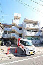 鹿児島県鹿児島市清水町の賃貸マンションの外観