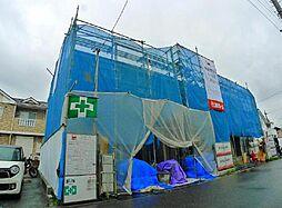 東京都足立区栗原1丁目の賃貸アパートの外観