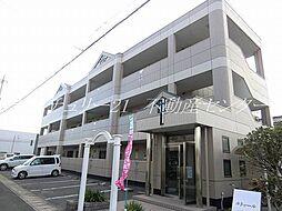 岡山県岡山市北区青江4丁目の賃貸マンションの外観