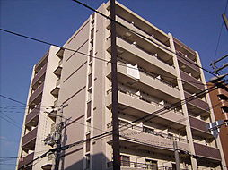 大阪府大阪市東成区東小橋1丁目の賃貸マンションの外観