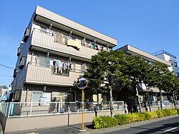 後藤マンション[202号室]の外観