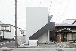 愛知県名古屋市西区笠取町2丁目の賃貸アパートの外観