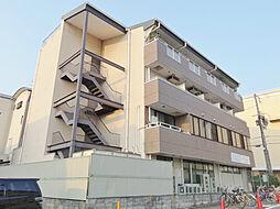 ソレイユ川崎[3階]の外観