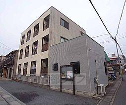 京都府京都市山科区椥辻西浦町の賃貸マンションの外観