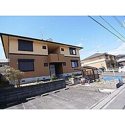 奈良県香芝市真美ケ丘4丁目の賃貸アパートの外観