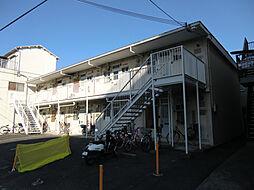 松本ハイツ[102号室]の外観