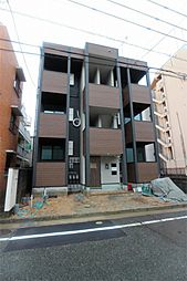 福岡県福岡市南区塩原4丁目の賃貸アパートの外観