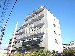 愛知県名古屋市緑区境松1丁目の賃貸マンションの外観