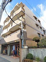 大阪府大阪市住吉区殿辻1丁目の賃貸マンションの外観