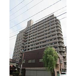 新潟県新潟市中央区上大川前通7番町の賃貸マンションの外観