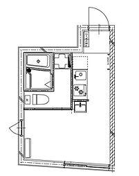 LUDENS千歳台(ルーデンス千歳台)[4階]の間取り