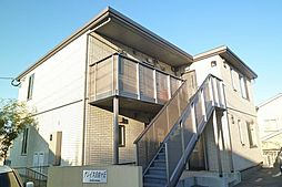 グレイス自由ヶ丘[1階]の外観