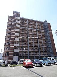 福岡県北九州市八幡西区光明1丁目の賃貸マンションの外観
