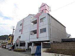 シャトー三和青山[2階]の外観