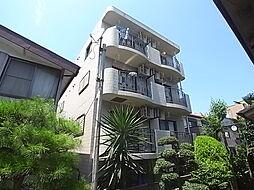K-1マンション[2階]の外観