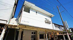 福岡県福岡市城南区七隈2丁目の賃貸アパートの外観