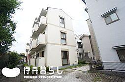 兵庫県伊丹市宮ノ前3丁目の賃貸マンションの外観