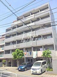大井町タウンハウス[4階]の外観