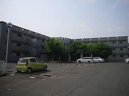 岡山県岡山市中区高島新屋敷の賃貸マンションの外観