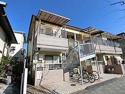 日幸東奈良ハイツ[2階]の外観