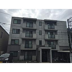 北海道札幌市厚別区厚別中央二条2丁目の賃貸マンションの外観