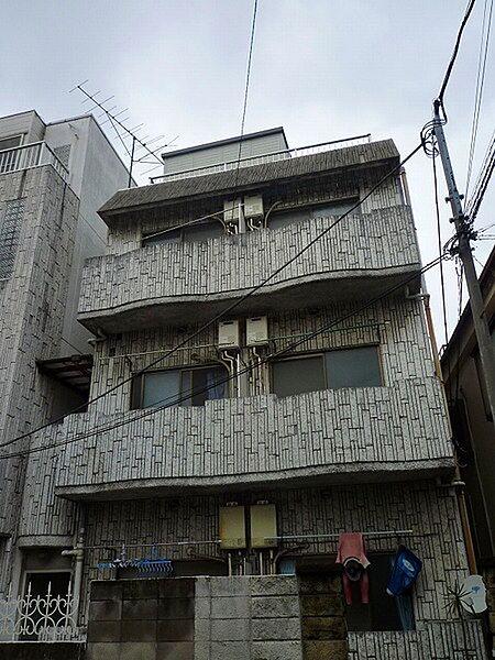 コーポ大内[2階]の外観