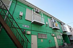 グリーンヒルズ梶ヶ谷[2階]の外観