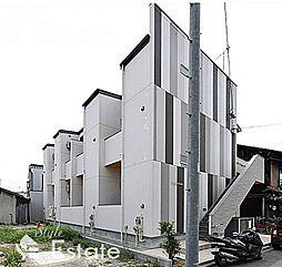 愛知県名古屋市中村区塩池町1丁目の賃貸アパートの外観