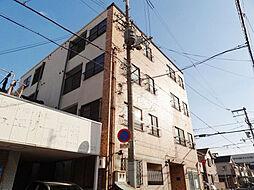 大阪府堺市堺区中安井町1丁の賃貸マンションの外観