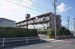 ガーデンハイツエクレール[3階]の外観