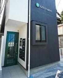 東京都豊島区上池袋1丁目の賃貸アパートの外観